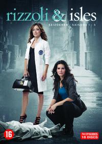 Rizzoli & Isles - Seizoen 1-5-DVD