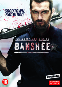 Banshee - Complete Collection-DVD