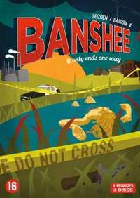 Banshee - Seizoen 4-DVD
