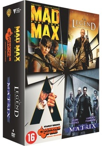 Dystopia Collection-DVD