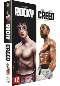 Creed + Rocky-DVD