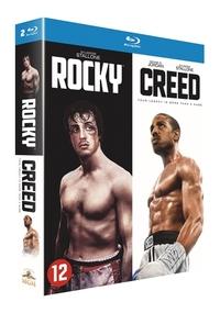 Creed + Rocky-Blu-Ray