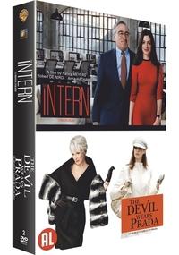 Intern + The Devil Wears Prada-DVD