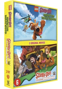 Lego Scooby Doo - Haunted Hollywood + Curse Of The Speed Demon-DVD