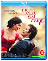 Me Before You-Blu-Ray