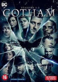 Gotham - Seizoen 1-3-DVD