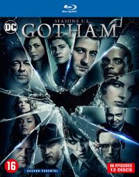 Gotham - Seizoen 1-3-Blu-Ray