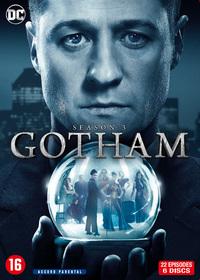 Gotham - Seizoen 3-DVD
