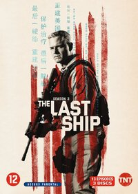 The Last Ship - Seizoen 3-DVD