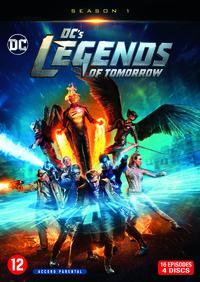 Legends Of Tomorrow - Seizoen 1-DVD