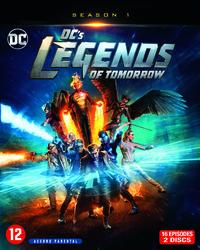 Legends Of Tomorrow - Seizoen 1-Blu-Ray