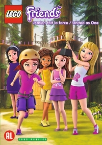 Lego Friends - United As One-DVD