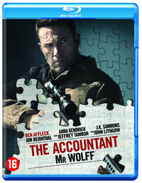 The Accountant-Blu-Ray