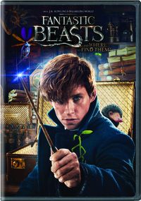 Fantastic Beasts And Where To Find Them-DVD