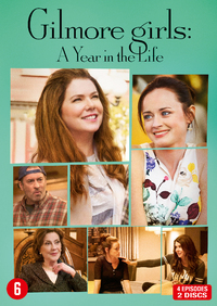 Gilmore Girls - A Year In The Life-DVD