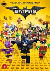 The Lego Batman Movie-DVD