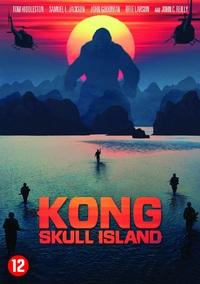 Kong: Skull Island-DVD