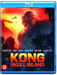 Kong: Skull Island-Blu-Ray
