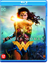 Wonder Woman (2017)-Blu-Ray
