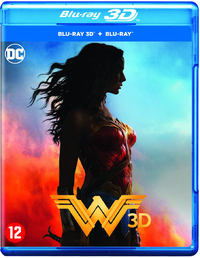 Wonder Woman (2017) (3D En 2D Blu-Ray)-3D Blu-Ray