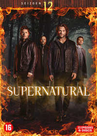 Supernatural - Seizoen 12-DVD