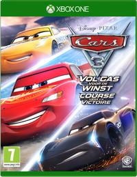 Cars 3: Vol Gas Voor De Winst-Microsoft XBox One