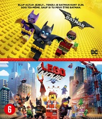 The Lego Batman Movie + The Lego Movie-Blu-Ray
