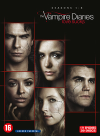 The Vampire Diaries - Complete Collection-DVD