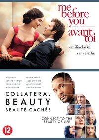 Me Before You + Collateral Beauty-DVD