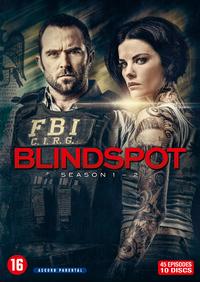 Blindspot - Seizoen 1-2-DVD
