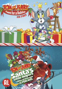 Tom & Jerry - Santa's Little Helpers & Paws For A Holiday-DVD