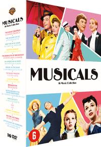 Musicals - 16 Movie Collection-DVD