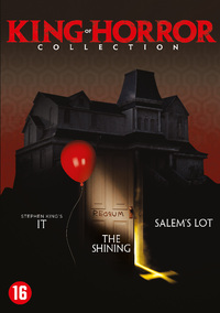 King Of Horror Collection-DVD