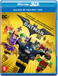 Lego Batman Movie (3D En 2D Blu-Ray + DVD)-3D Blu-Ray