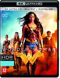 Wonder Woman (2017) (4K Ultra HD En Blu-Ray)-4K Blu-Ray