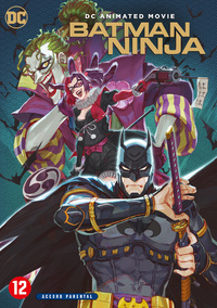 Batman - Ninja-DVD