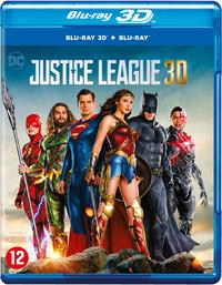 Justice League (3D En 2D Blu-Ray + DVD)-3D Blu-Ray
