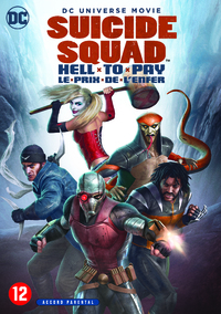Suicide Squad - Hell To Pay-DVD