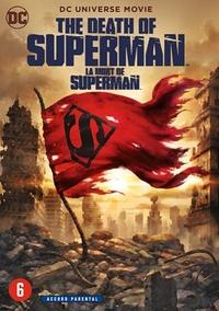 Justice League: Death Of Superman-DVD
