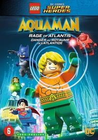 Lego DC Super Heroes - Aquaman-Rage Of Atlantis-DVD