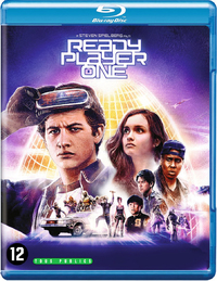 Ready Player One-Blu-Ray