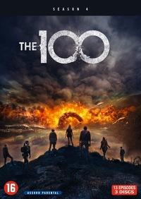 The 100 - Seizoen 4-DVD