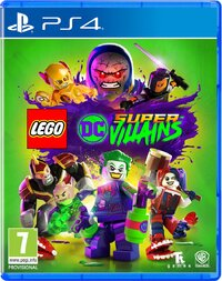 Lego DC Supervillains-Sony PlayStation 4