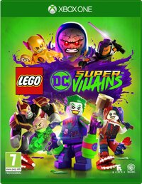 Lego DC Supervillains-Microsoft XBox One