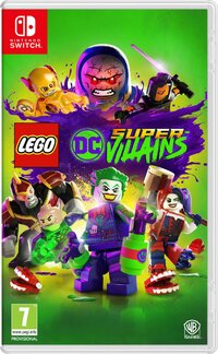 Lego DC Supervillains-Nintendo Switch