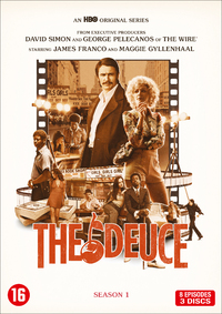 The Deuce - Seizoen 1-DVD