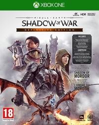 Shadow Of War (Definitive Edition)-Microsoft XBox One