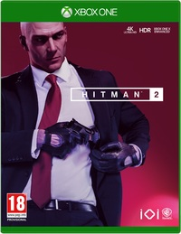 Hitman 2-Microsoft XBox One