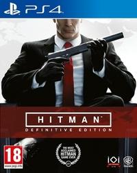 Hitman - Defenitive Edition-Sony PlayStation 4