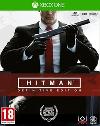 Hitman - Defenitive Edition-Microsoft XBox One